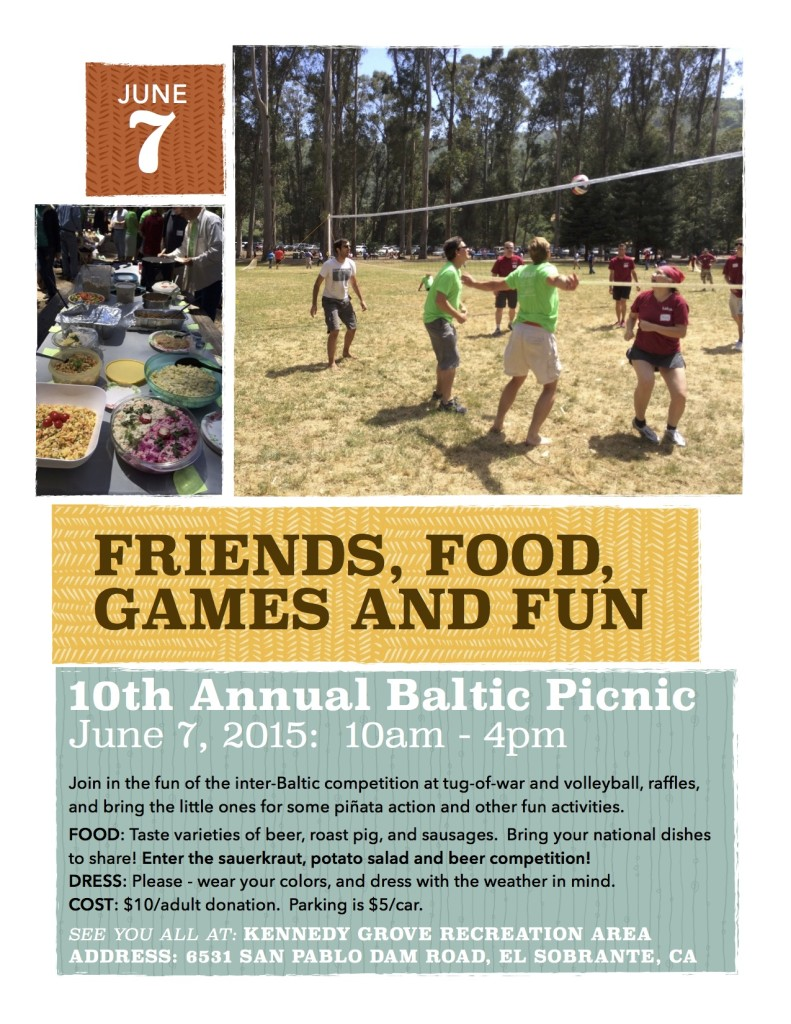 Baltic Picnic 2015 pdf